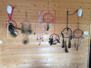 Workshop dreamcatcher 7 maart